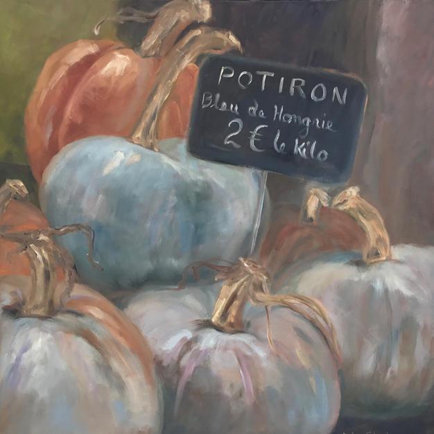 Pumpkins of Provence