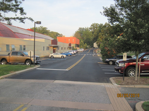 Swarthmore College: Field House Lane Reconstruction