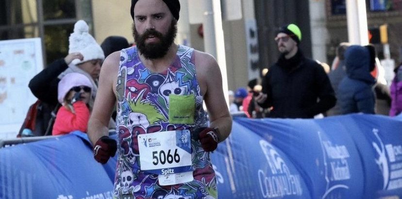 Indiana - A Marathon in Every State