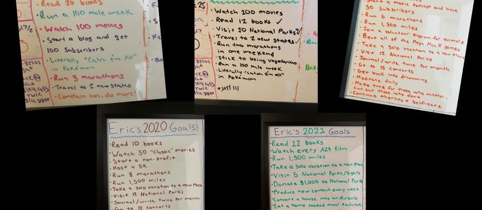The Hidden Power of Setting Goals