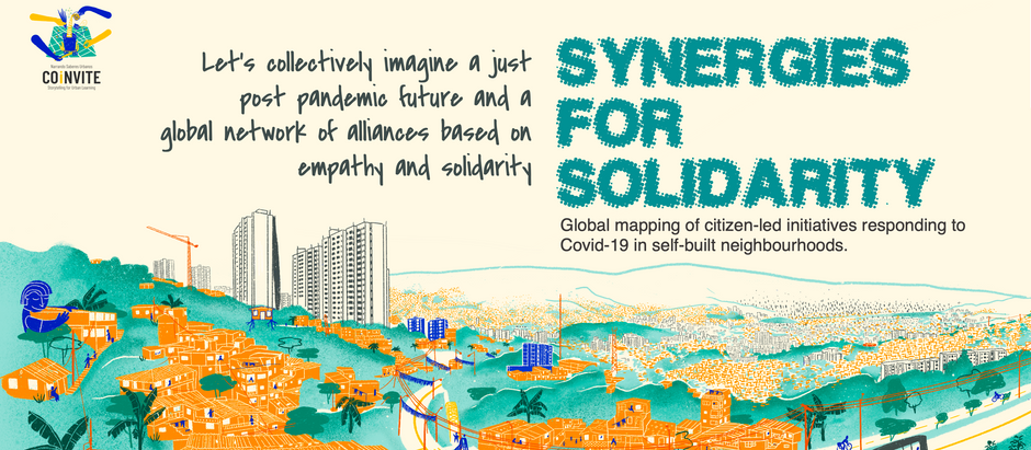 "We launched the campaign ""Synergies for Solidarity"""