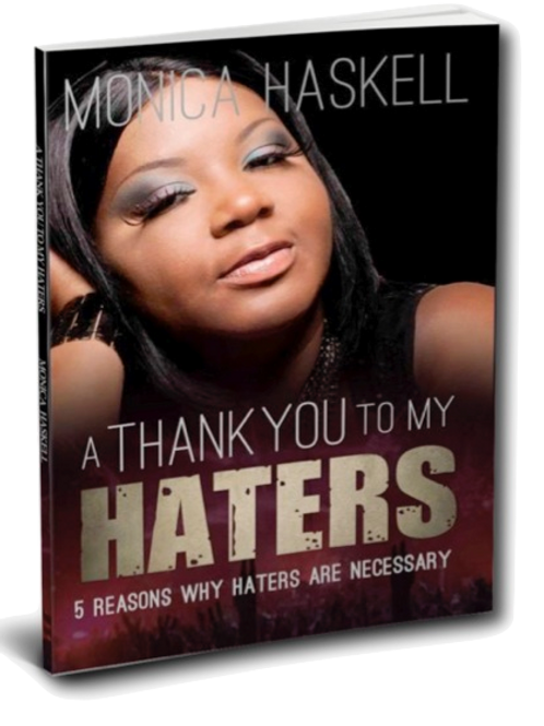 A Thank You to My Haters