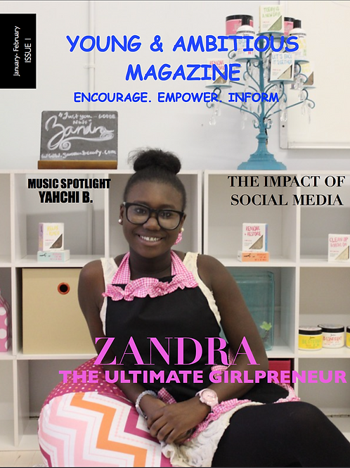Young & Ambitious Issue 1