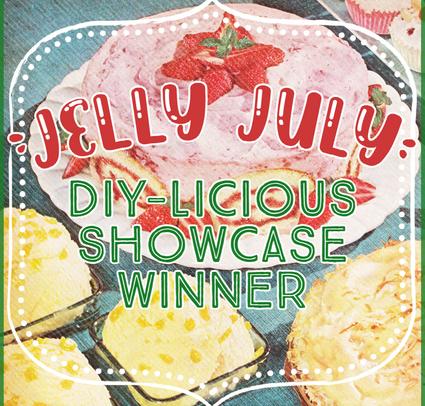 DIY-licious Showcase Winner