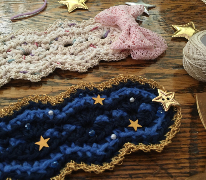 Crochet Headdresses
