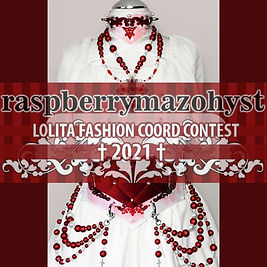 RASPBERRY MAZOHYST COORD CONTEST