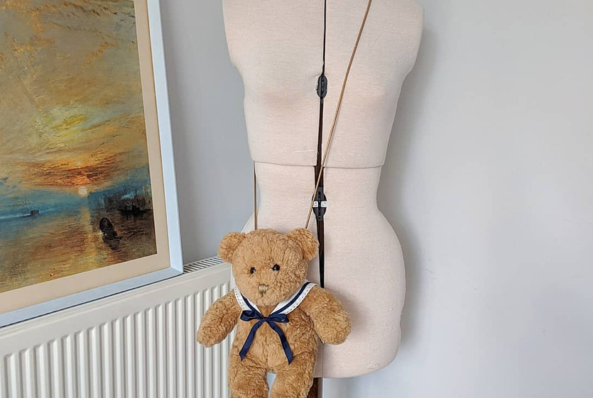 Soft Toy Plushy Handbag Workshop