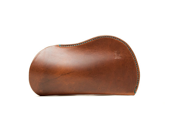 Full grain cowhide leather sleeve (wide)
