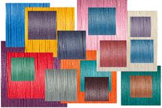 Hand-stitching threads