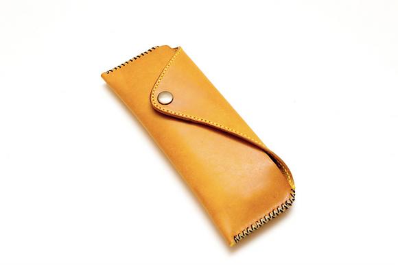 TRIENT (Italian BADALASSI CARLO veg tanned leather - Pueblo)