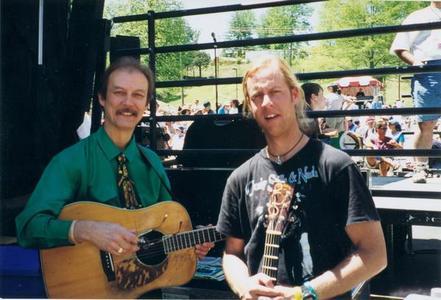 Me & Tony Rice