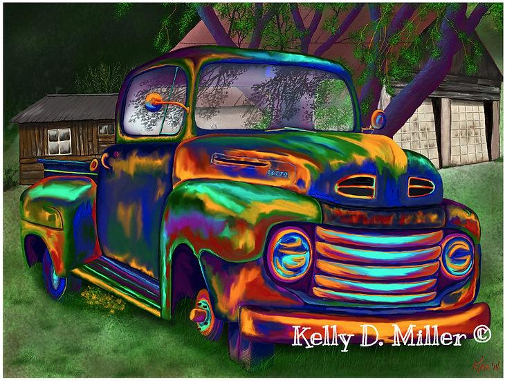 Pecos Truck