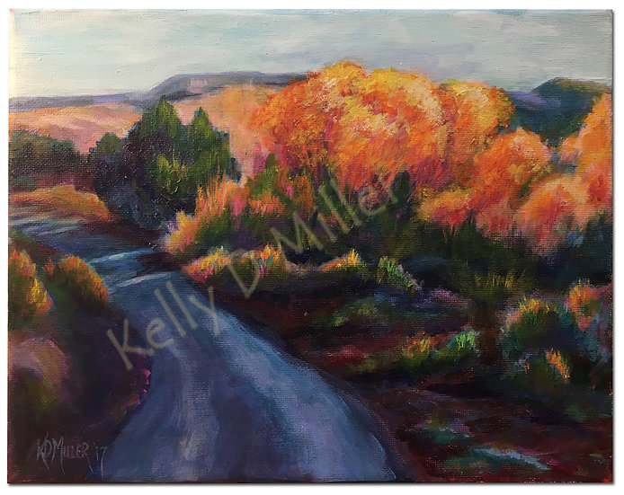 New Mexico Light ~ SOLD ~