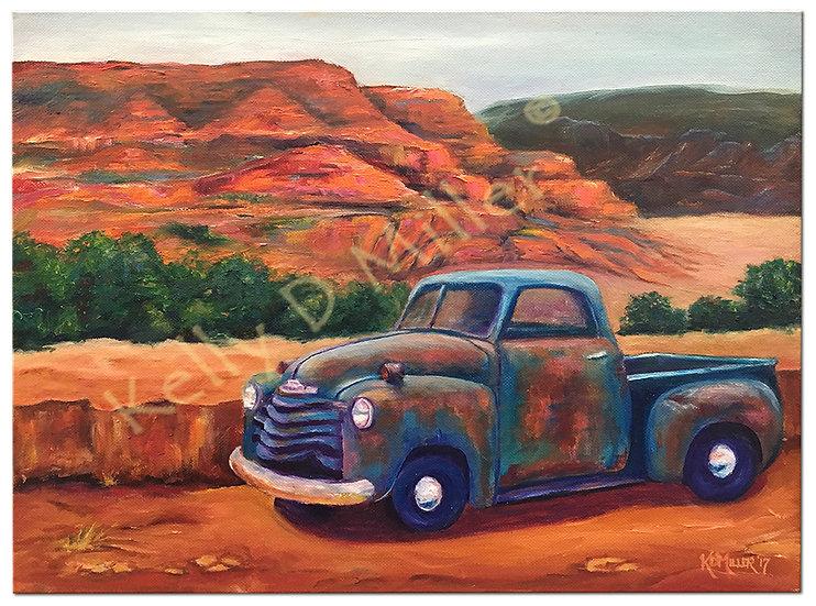 Jemez Truck ~SOLD~