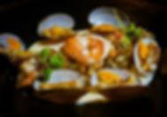 Bechamel Seafood...find it in our Secret