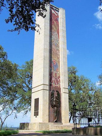 Monument Hill-2, La Grange (Larry D Moor