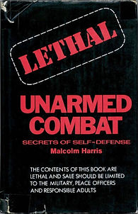 Harris, Malcolm-Lethal Unarmed Combat-2.
