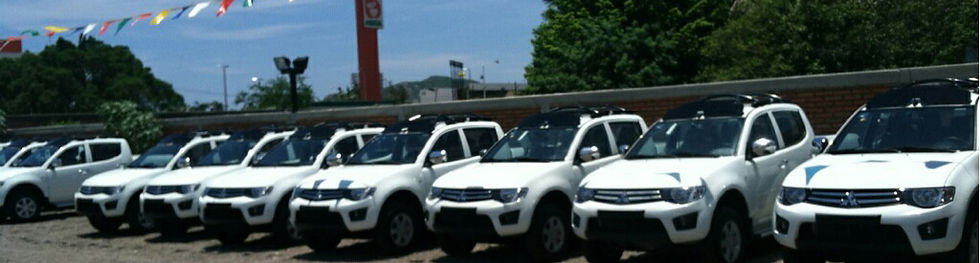 H51 L200 Mitsubishi Triton HALOs in Mexi