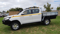 RBF Vehicle Safety & Solutions / Minecorp SA
