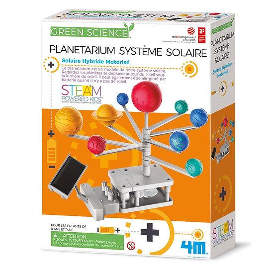Planétarium système solaire