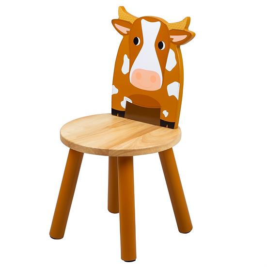 Chaise des animaux de la ferme - 4 modèles