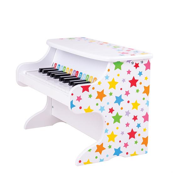 Piano droit - Étoiles