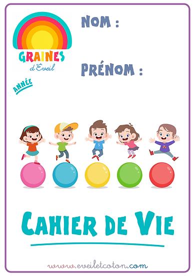 Kit Cahier de Vie