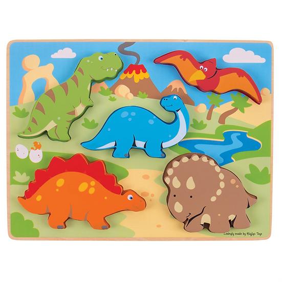 Puzzle grosses pièces - 4 modèles