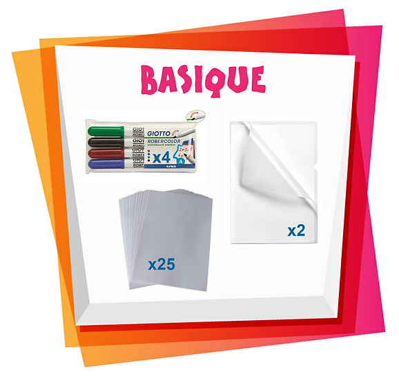 Kit de matériel BASIQUE