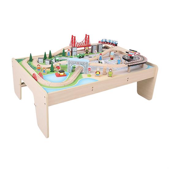 Kit de train sur table - Ville