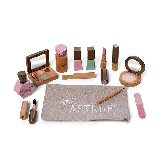 Set de maquillage avec trousse