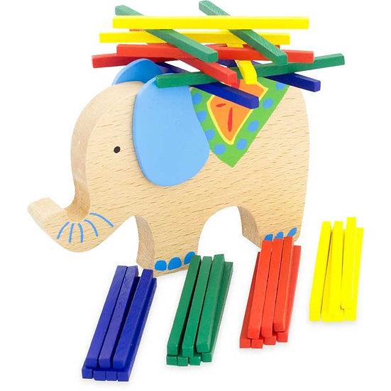 Jeu d'équilibre - Éléphant