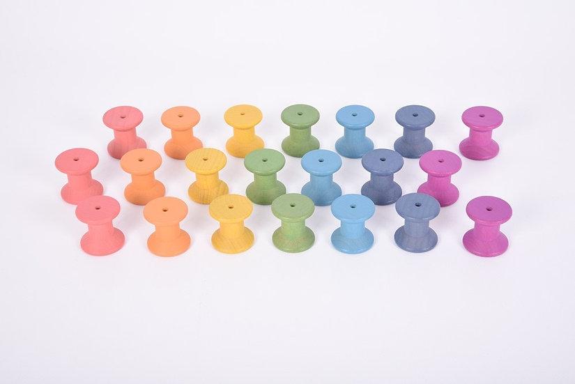 Formes en bois - 11 modèles