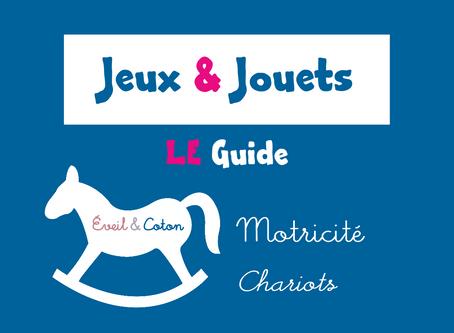 Dossier Jeux & Jouets : Motricité - Chariots