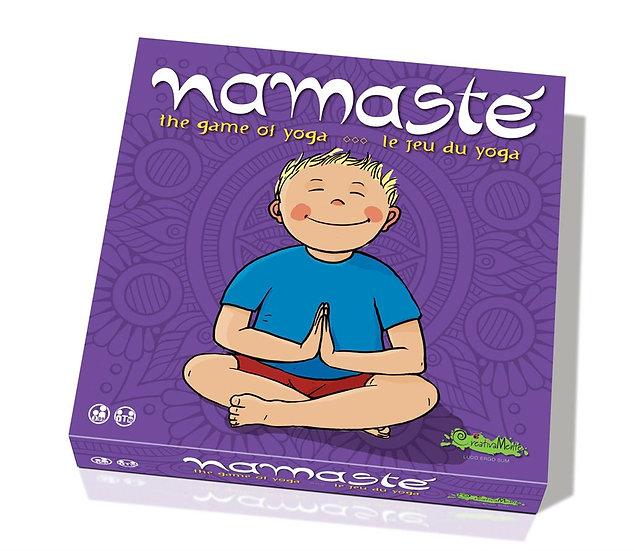 Namasté - le jeu du yoga
