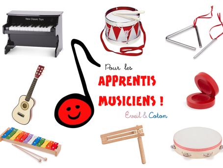 Pour les apprentis musiciens !