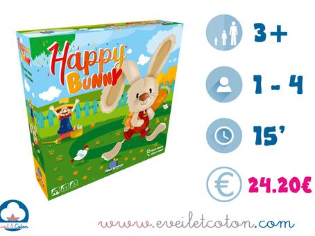 """Jeu """"Happy Bunny"""""""