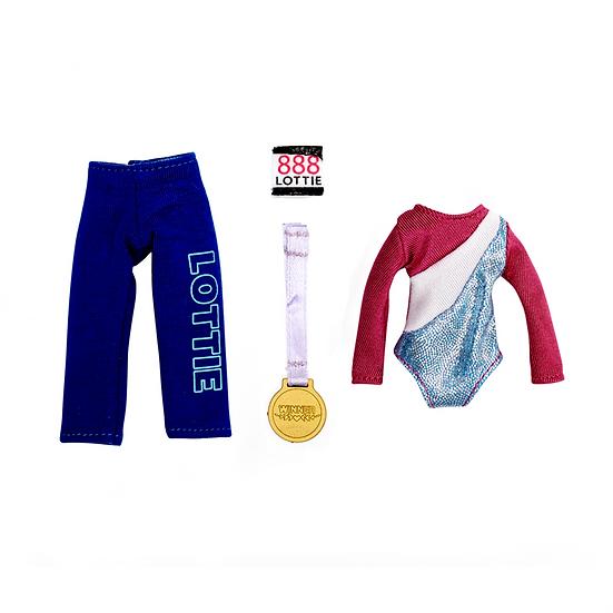 Accessoires Lottie - Concours de gymnastique