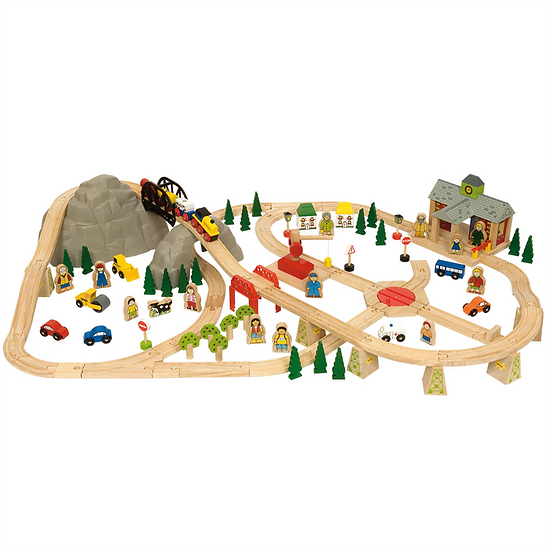 Kit de train - Montagne