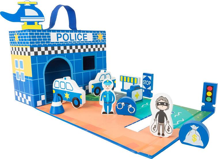 Coffret Commissariat de police