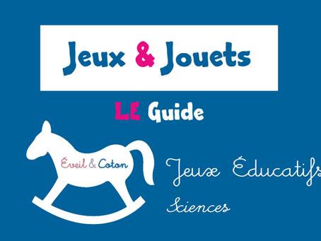 Dossier Jeux & Jouets : Jeux Éducatifs SMILE - Sciences