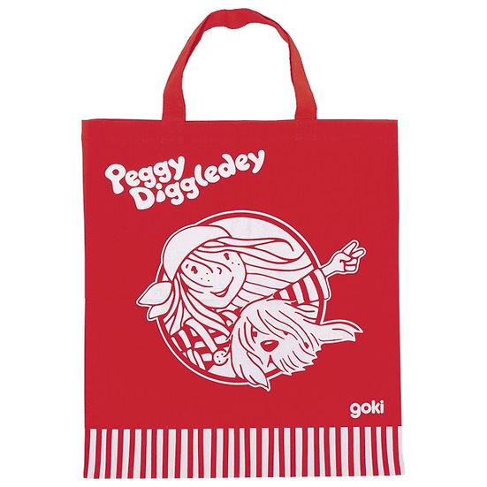 Sac en coton, Peggy Diggledey
