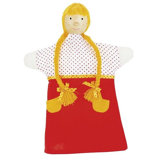Marionnette Gretel