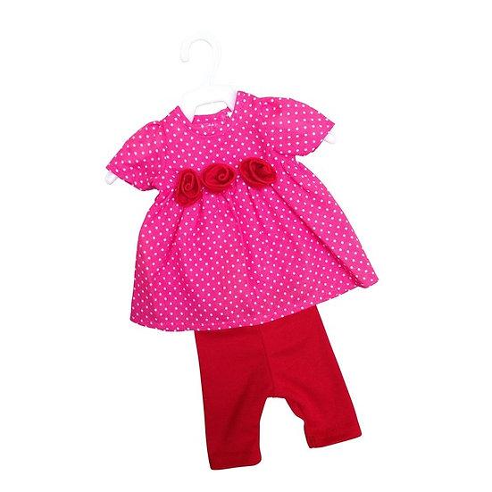 Tunique et pantalon - plusieurs tailles disponibles