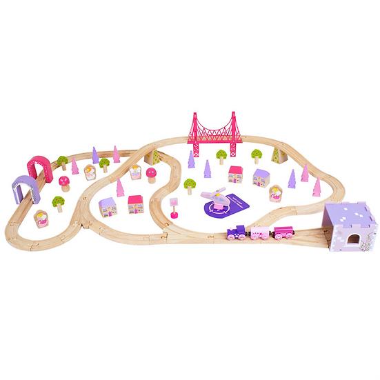 Kit de train - Ville des Fées