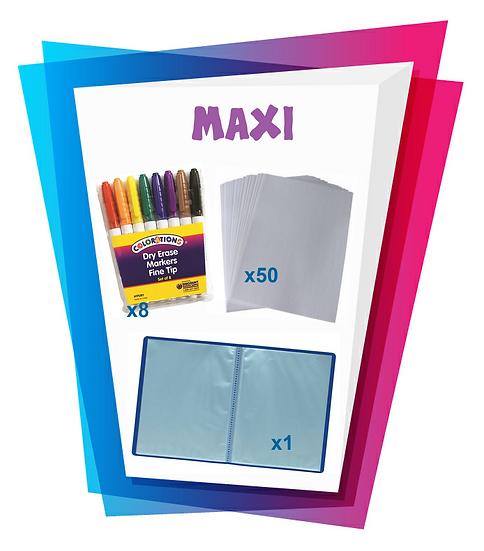 Kit de matériel MAXI