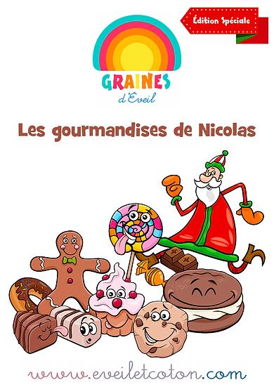 Les gourmandises de Nicolas
