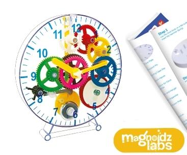 Kit Fabrique ton Horloge Mécanique