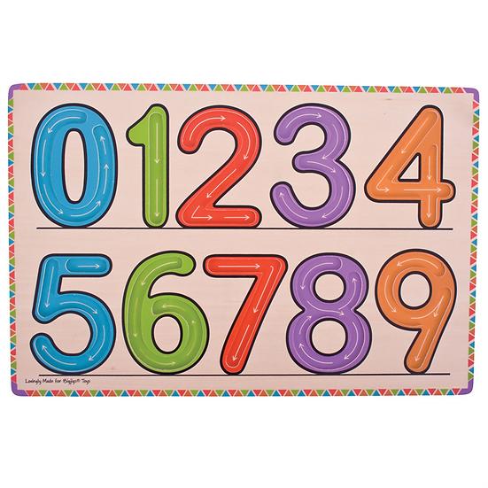 Apprendre à écrire - Nombres