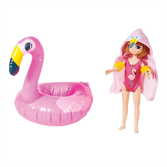 Olivia - Journée piscine